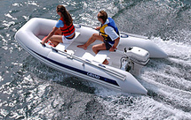 GRAND inflatable boats: Silver Line Tenders S250, S275, S300, S330